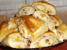 Ciabatta, Bruschetta, Food Inspiration, French Toast, Muffin, Dessert Recipes, Food And Drink, Cooking Recipes, Lunch