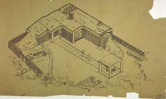 Maison de week-end, La Celle-Saint-Cloud (1935) | Le Corbusier | Image © Fondation Le Corbusier-ADAGP