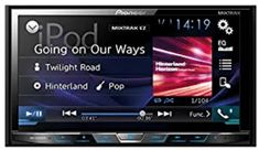 Pioneer Double-din In-dash Dvd Receiver With Bluetooth Siri Eyes Free Siriusxm Ready Hd Radio Spotify Appradio One & Dual Camera Input Bluetooth, Usb, Radios, Ipod, Touch Screen Car Stereo, Jl Audio, Boss Audio, Av Receiver, Verbatim