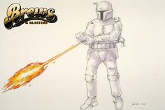 Brews and Blasters 269: Joe Bought A Helmet   Let's get real for a minute: the moment a Star Wars fan put on his first Boba Fett helmet is an amazing thing, so we wanted to share it with you. That's a longwinded way of saying we got a mammoth NeedEm GotEm session in store for you, with such action as Joe trying to figure out how a stand is put together, and an in-depth review of the new Black Series Snowspeeder. Let's go, Warheads! The Star Wars Party starts now! It's