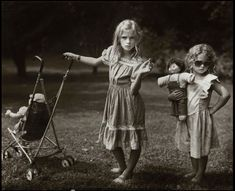 The New Mothers, Sally Mann