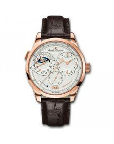Jaeger-LeCoultre Duomètre à Quantième Lunaire Rose Gold Moonphase Watch, Tourbillon Watch, Audemars Piguet, Jaeger Lecoultre Watches, Expensive Watches, Selling Jewelry, Luxury Watches, Gold Watch, Chronograph