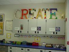Mrs. Knight's Smartest Artists: Art Room Tour