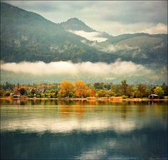 Lake Wolfgangsee, Austria | Autumn on Wolfgangsee ..:) view larger size: please press L | Flickr ...