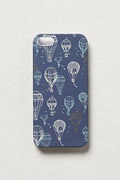 Balloon Flight iPhone case #Anthropologie