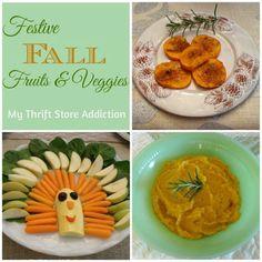 Festive Fall Fruits