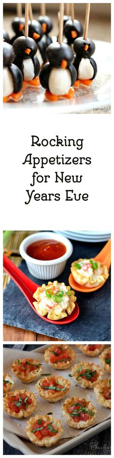 Every New Year's Eve I have a special gathering with my closest friends. We love to sit around and serve up our favorite cocktails and other favorite No Soda Beverages, and enjoy lots of appetizers. Heavy finger foods can make for a fun and festive evening. No one is locked down to sitting at a [...]