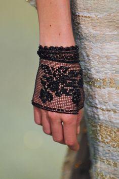 Ulyana Sergeenko Spring 2013 - Details
