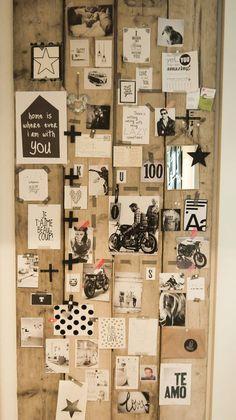 DIY box furniture design ideas - Home Decoration Home Office Decor, Diy Home Decor, Diy Furniture, Furniture Design, Photowall Ideas, Deco Originale, Love Home, Diy Box, Home And Deco