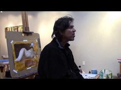 Vincent Desiderio on Painting - YouTube
