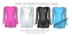"""""""20% off Starlite Florence Dance Dress"""" by dancing-inthe-street ❤ liked on Polyvore featuring modern, contemporary, women's clothing, women, female, woman, misses and juniors"""