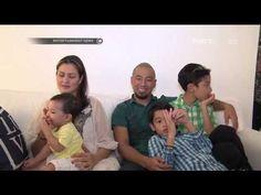 Keharmonisan Rumah Tangga ala Keluarga Marcell Siahaan - YouTube