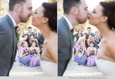 Peterson Design and Photography: Kelly & Joshua :: 2-6-2015 :: Wedding in Laguna Beach, Green, Purple and White Elegant Wedding with Converse, Tivoli Terrace