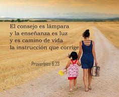 Recordar el consejo de la Palabra de Dios y utilizarlo como 'lámpara para nuestro pie y luz para nuestra vereda' nos ayudará a resistir las melosas incitaciones de la mala mujer o, para el caso, del mal hombre (Salmo 119:105).