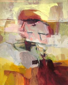Tanja Truscott   Autumn #2 (2020), available for sale   StateoftheART Canvas Size, Oil On Canvas, Abstract Expressionism, Abstract Art, Painting Process, Modern Landscaping, Office Art, Online Art Gallery, Contemporary Artists