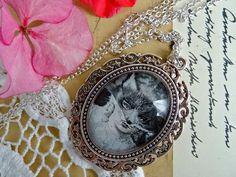 Duży medalion - Victorian----rose - Medaliony