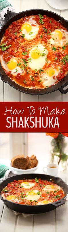 Have you ever wondered how to make shakshuka? This wonderful Middle Eastern…