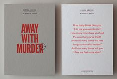 Promoting Letterpress postcards by Kerr Vernon and Glasgow Press