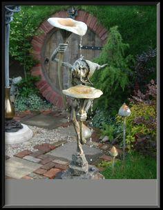 david goode water sculpture