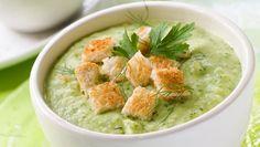 Potage au brocoli pour 6 personnes - Elle à Table