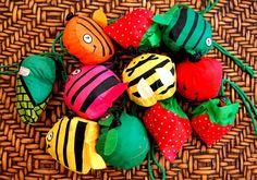Bolsitas Figuras... Miles de diseños y colores.
