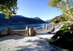 Beautiful Lake Como! The perfect location for your Summer dreams. #CastaDiva #Resort & #Spa #Luxury #Stay #LakeComo #Italy -  www.castadivaresort.com