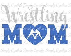 Wrestling Mom Shirts, Wrestling Quotes, The Sporting Life, Silhouette Projects, Fan Gear, Shirts With Sayings, Cricut Ideas, Shirt Ideas, Kinky