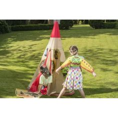 Wigwam play tent perfect for small children. Picnic Blanket, Outdoor Blanket, Pop Up, Keep It Cleaner, Tent, Outdoor Decor, Store, Popup, Tents
