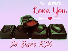 Always Love You, Chocolates, Desserts, Food, Tailgate Desserts, Deserts, Chocolate, Essen, Postres