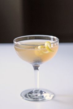 The Locavores: For couples whose vows include maintaining a small carbon footprint, the Honeyed French 75 cocktail is a pretty stellar choice. Make yours with locally sourced honey (bonus points if you can serve local gin as well!) for a down-home approach.