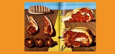 Salvadors kookboek | Mister Motley
