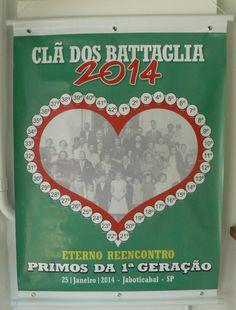 Battaglia - impressão em lona