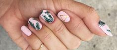 Tropical nails are the best addition for those gorgeous summer outfits you have prepared for the sunny days. Do not fear to use your imagination!