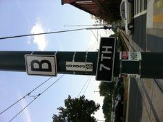 B STATIONING STATION NAME
