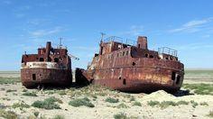 Aral, Cronaca della morte di un mare