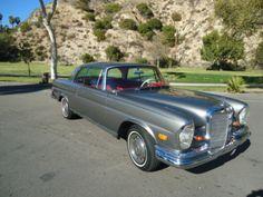 1968 Mercedes Benz Coupe