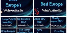 Best SEO in Europe #WebAuditor.Eu