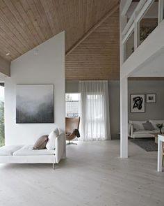 Thank you for all the nice feedback on my interview over at residencemag stylizimohouse livingroom skandinaviskehjem stue tretak arkitekttegnet theeggchair