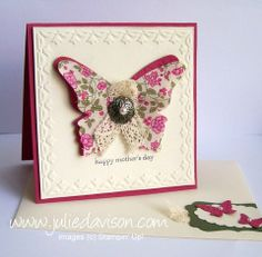 Julie's Stamping Spot -- Stampin' Up! Project Ideas Posted Daily ...