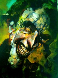 From the whole history of Batman, including Comics, Films, Television etc what do you think is the most frightening depiction of the Joker? Joker Batman, Batman Comics, Bob Kane, Personnage Dc Comics, The Man Who Laughs, Dave Mckean, Batman Universe, Marvel, Arte Horror