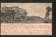 Alte Ansichtskarte: AK Ahlbeck, Hotel Seeblick