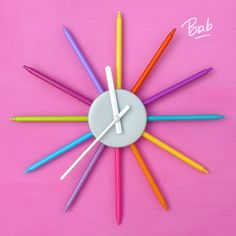 15 DIY Clocks to Make - Dukes and Duchesses