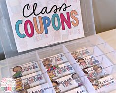 Management Ideas : The Positive Teacher's Guide 10 Classroom Management tips & tricks. More than coupons! Noise control, table points, trophy Classroom Management tips & tricks. More than coupons! 3rd Grade Classroom, Kindergarten Classroom, Future Classroom, School Classroom, Classroom Ideas, Elementary Counseling, Group Counseling, Classroom Rules, Music Classroom