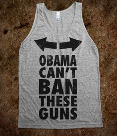 Obama Can't Ban These Guns.  This would be so funny for Andy.  hahaha  @Kristen Albertson