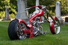 2016 Custom Built Motorcycles Chopper