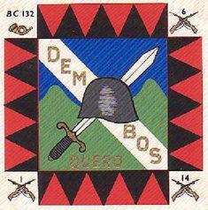 Batalhão de Caçadores 132 Angola