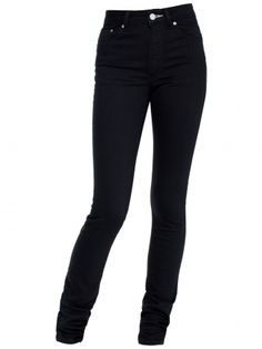 A good pair of high wasted skinnies is a must!