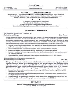 account executive resume is like your weapon to get the job you want related to the - Account Executive Resume Sample