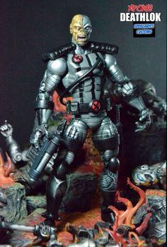 X-Force Deathlok Prime (Marvel Legends) Custom Action Figure