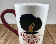 Delta sigma theta | Etsy